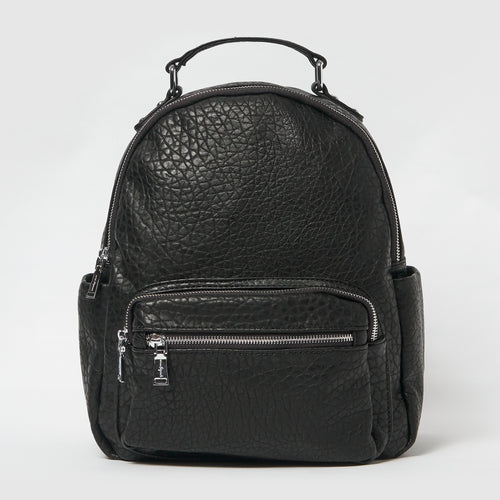 The Real Life Vegan Backpack by Urban Originals - Black