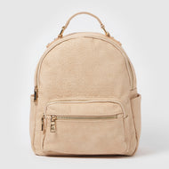 The Real Life Vegan Backpack by Urban Originals - Blush