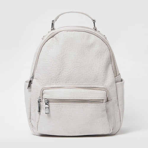 The Real Life Vegan Backpack by Urban Originals - Grey