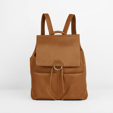 The Thrill Backpack - Tan