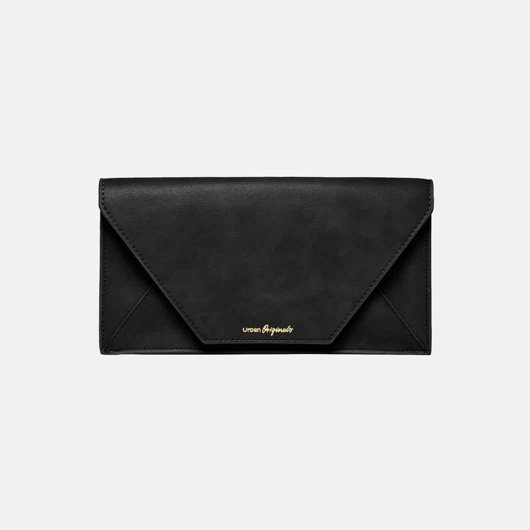 Time Traveller Wallet - Black