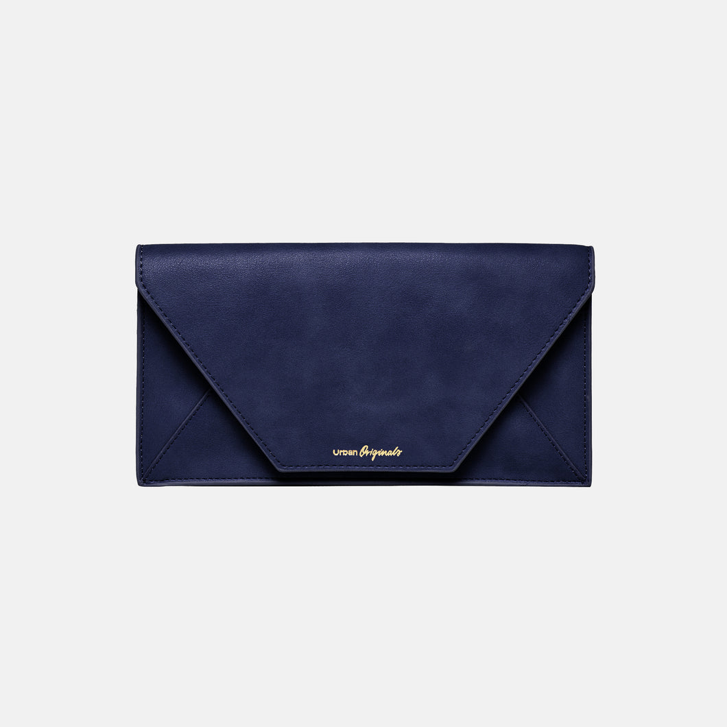 Time Traveller Wallet - Navy