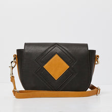 Ventura Bag - Black/Yellow