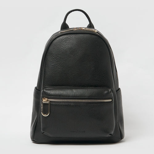 Warrior Vegan Backpack by Urban Originals - Black