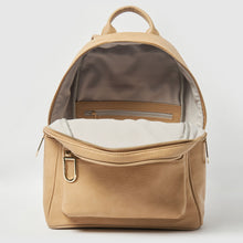 Warrior Vegan Backpack by Urban Originals - Sand