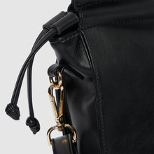Wild Child Vegan Crossbody Bag by Urban Originals - Black