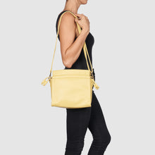 Wild Child Vegan Crossbody bag by Urban Originals - Lemon