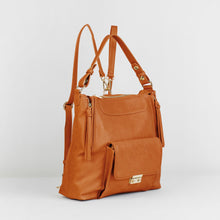 Wild Flower Backpack - Tan