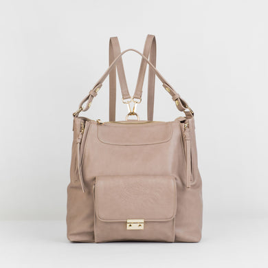 Wild Flower Backpack - Taupe