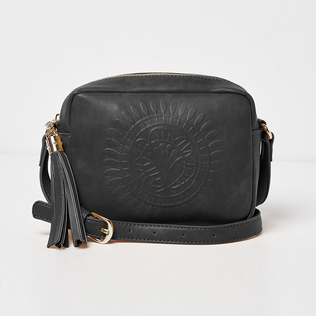 Wild Rose Bag - Black