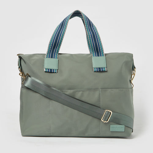 Your Passion Duffel - Sage