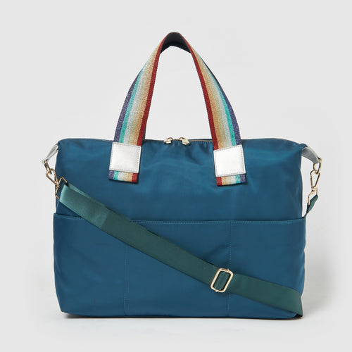 Your Passion Duffel - Teal
