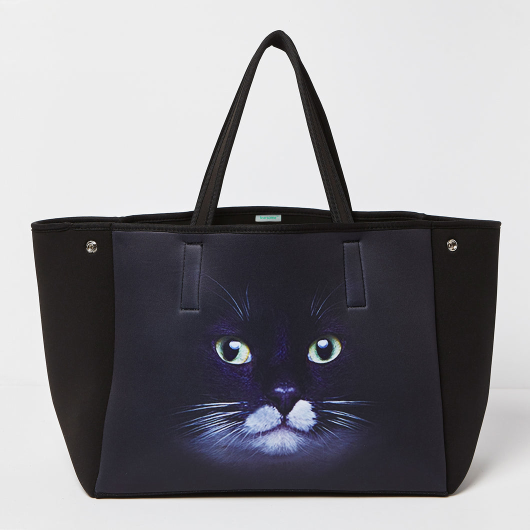 Into The Wild Carry All - Cat - Urban Originals Australia
