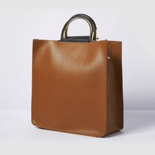 Avalanche Vegan Leather Tote by Urban Originals - Whisky