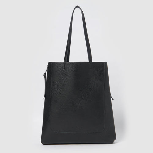 Element Tote by Urban Originals - Black/Silver