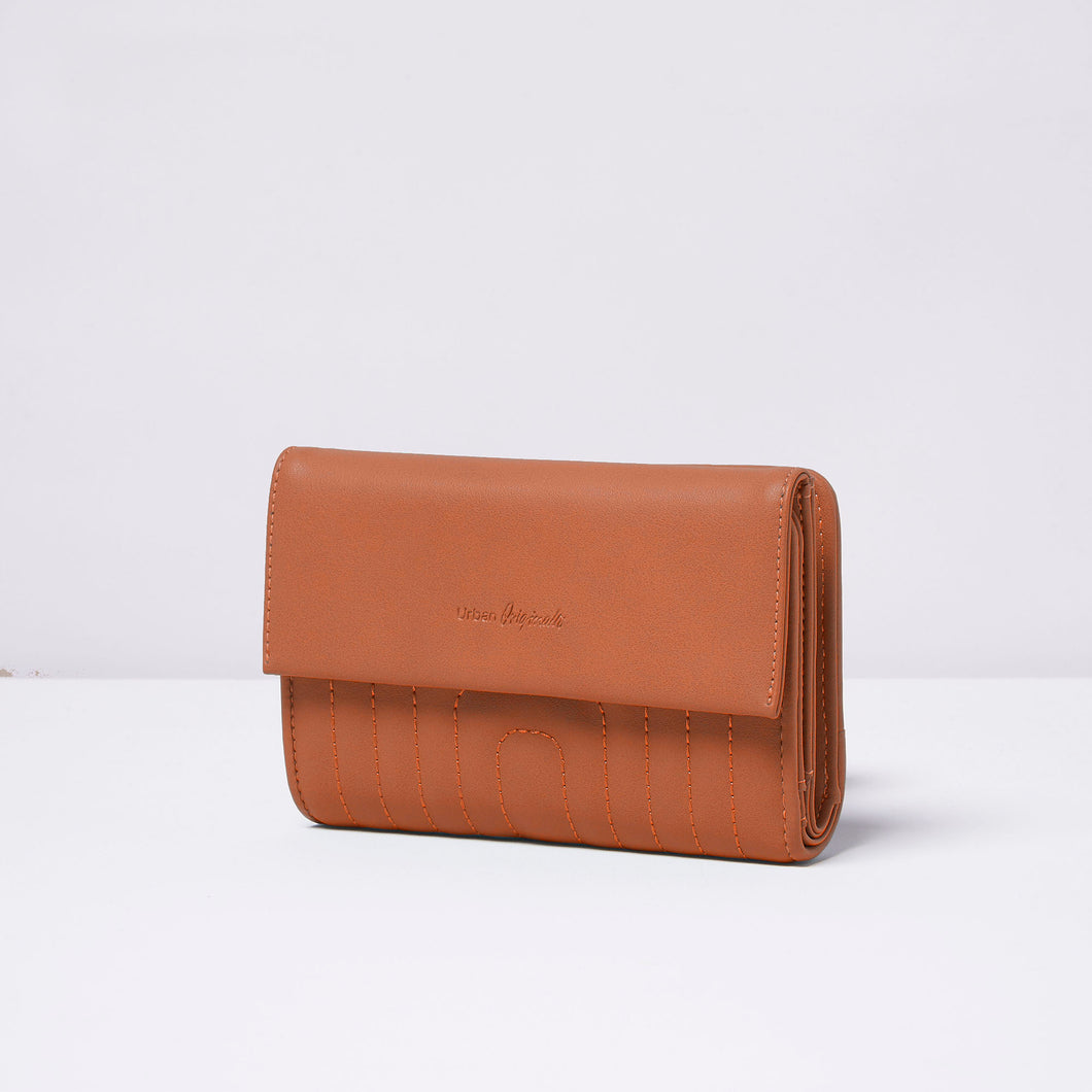 Embrace Wallet - Rust - Urban Originals USA