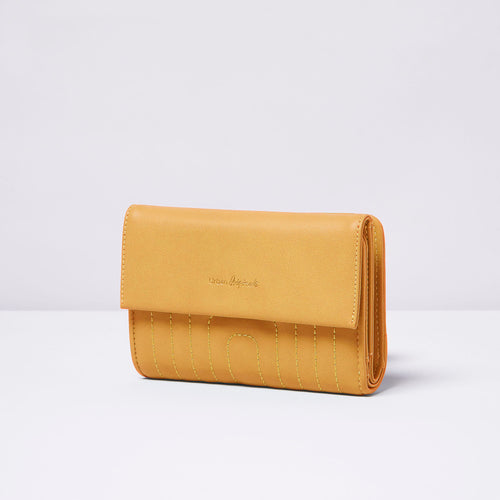 Embrace Wallet - Yellow - Urban Originals USA