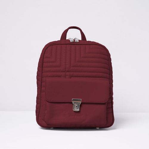 Essentials Backpack - Plum - Urban Originals USA