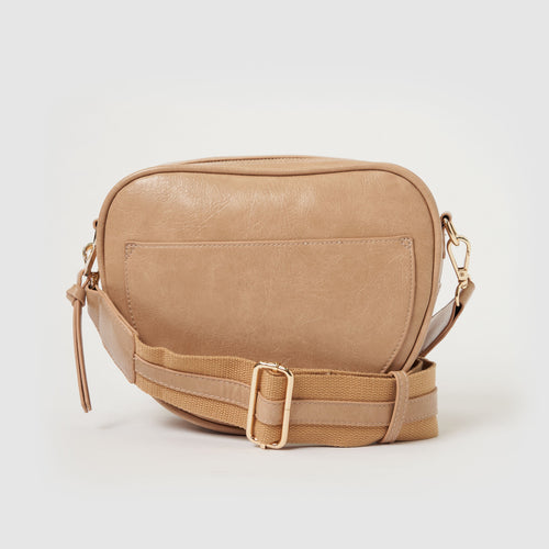 Eternal Love Crossbody - Taupe