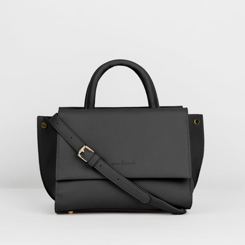 Ethereal Tote - Black - Urban Originals USA