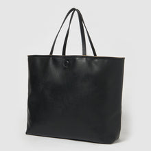 Flipside Tote by Urban Originals - Tan/Black