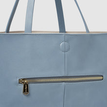Flipside Tote by Urban Originals - Blue/Grey