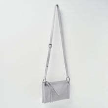 Flower Cross Body - Grey - Urban Originals USA