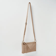 Flower Cross Body - Taupe - Urban Originals USA