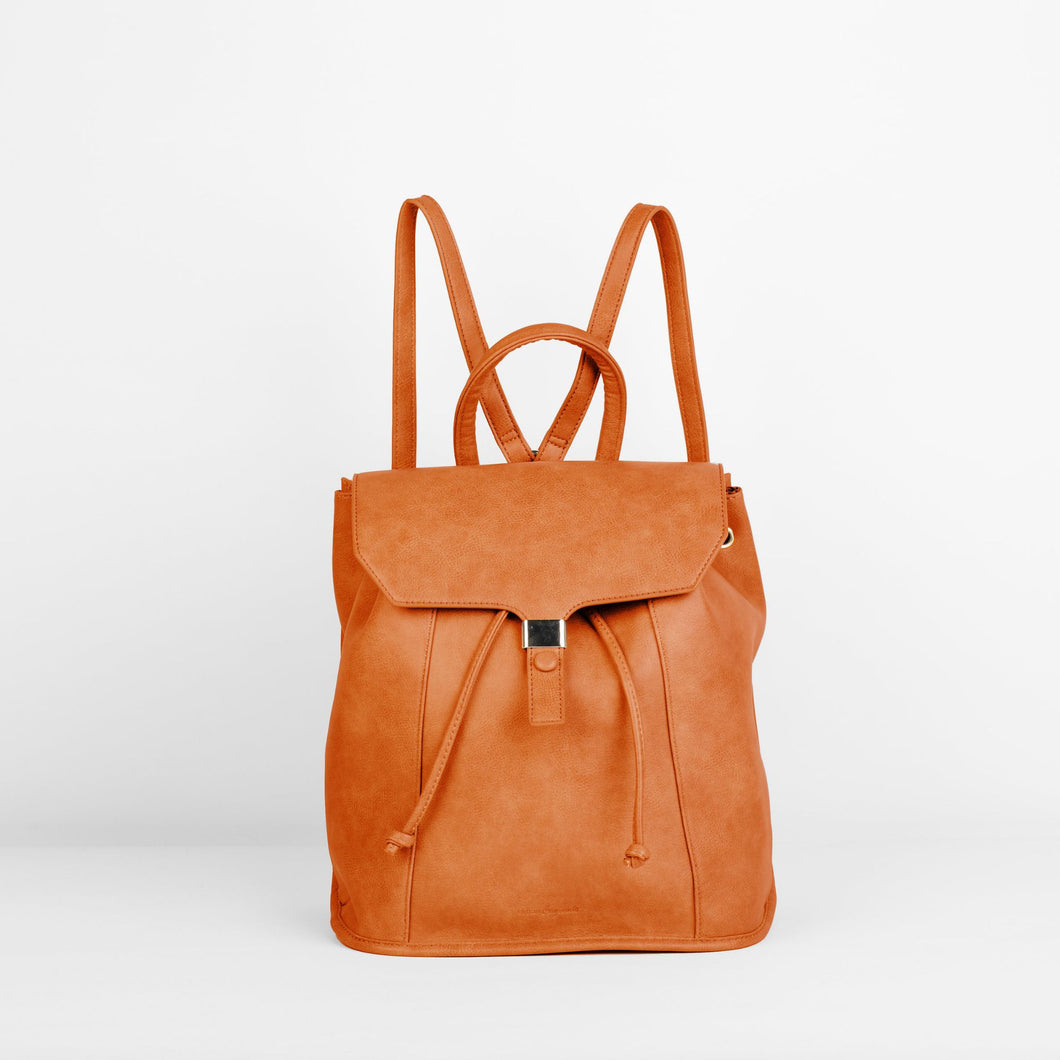 Foxy Backpack - Tan - Urban Originals USA