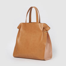 Freedom To Be tote by Urban Originals - Tan/Pink