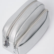 Gypsy Sport Vegan Crossbody bag by Urban Originals - Silver