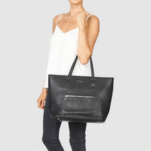 High Flyer Vegan Tote by Urban Originals - Black