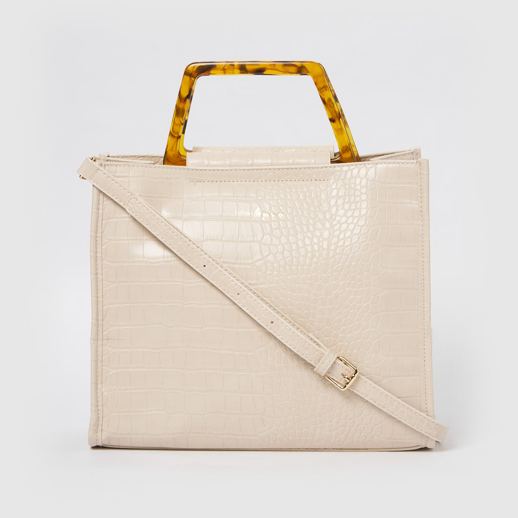 Iconic Love Tote by Urban Originals - Oat
