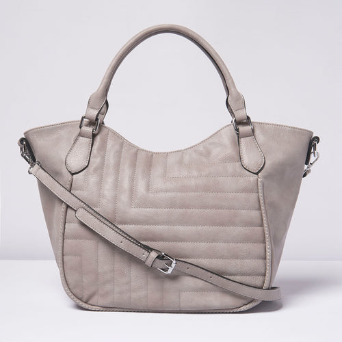 Iconic Tote - Grey - Urban Originals USA
