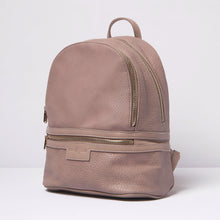 Jet Set Backpack - Taupe