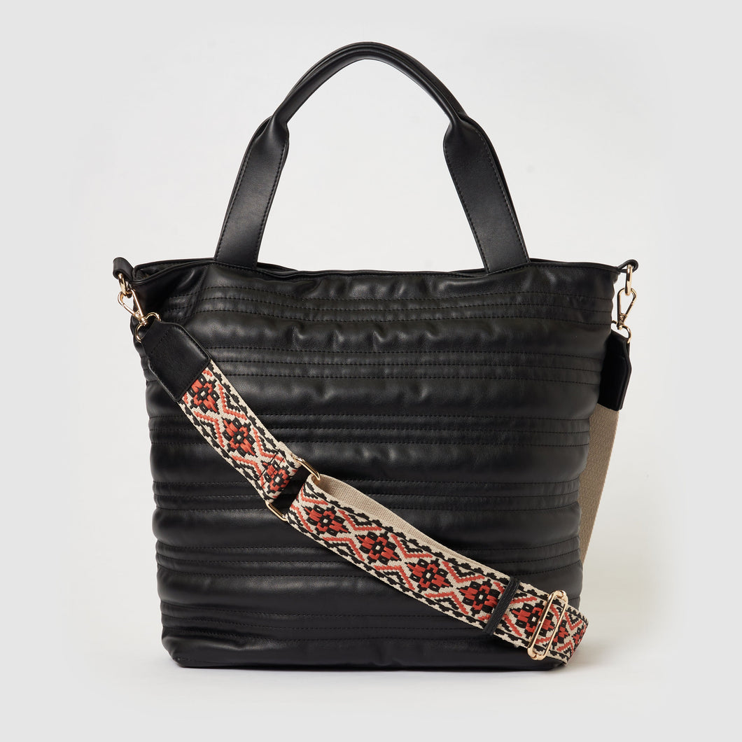 Keep It Simple Tote - Black