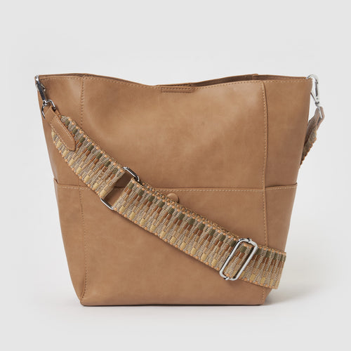 Lioness Tote Bag - Taupe