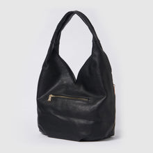 Love Success Hobo Bag - Black Textured