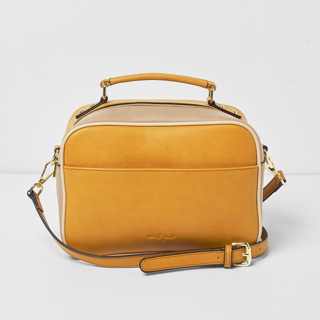 Love Bird Satchel - Yellow - Urban Originals USA