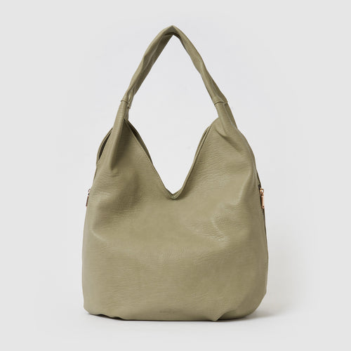 Love Success Hobo Bag - Light Green