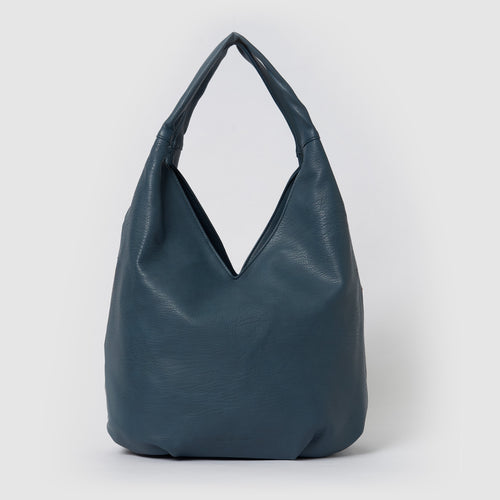 Love Success Slouch Bag - Teal