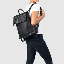 Lovesome Backpack by Urban Originals - Black