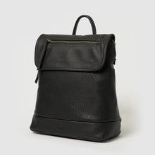 Lovesome Backpack - Black Textured