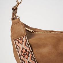 Luna Crossbody - Tan