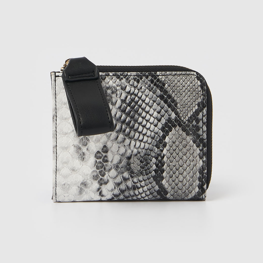 Medusa Wallet - Snake/Black