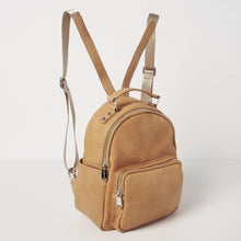 Mini Backpack - Caramel - Urban Originals USA