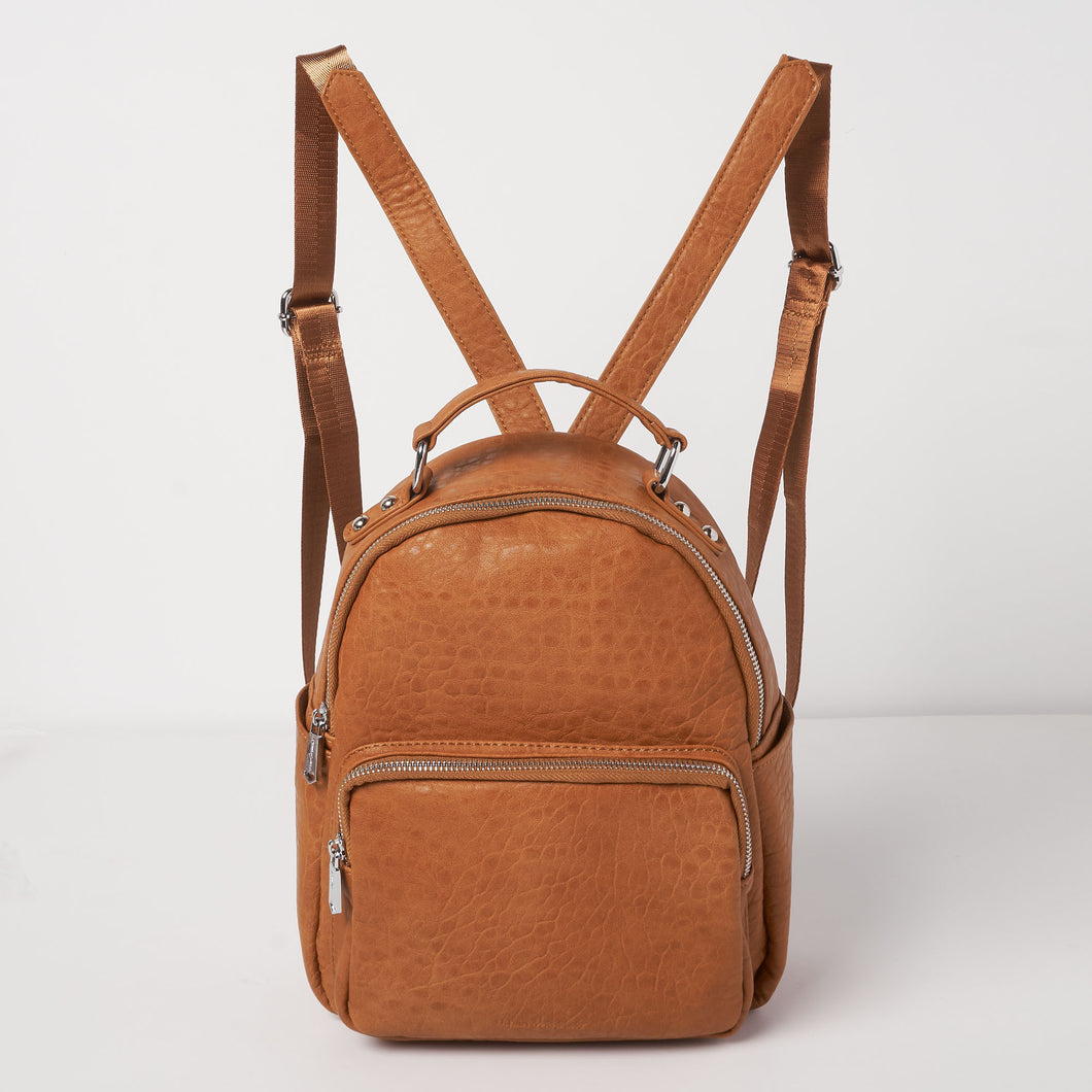 Mini Backpack - Tan - Urban Originals USA