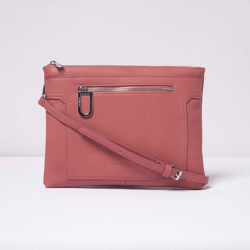 Muse Clutch - Pink - Urban Originals USA