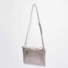 Muse Clutch - Silver - Urban Originals USA