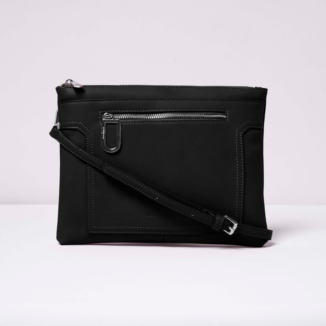 Muse Clutch - Black - Urban Originals USA